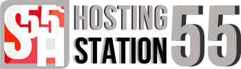HOSTING STATION55 LOGO